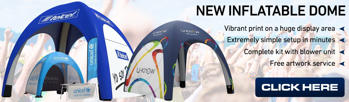 Inflatable Arch Tents