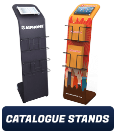 Printed Catalog Stand