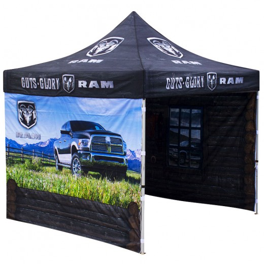 3x3 (10x10) Printed Event Tent-31