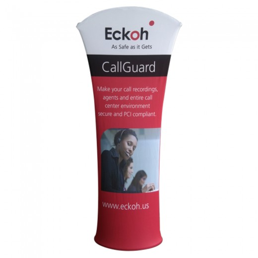 Printed Stretch Banner Stand-33