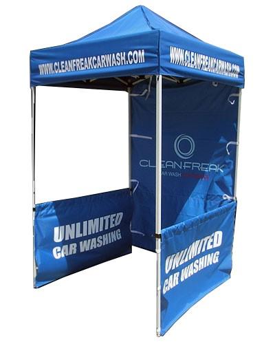1.5x1.5 (5x5) Mini Stall Tent-31