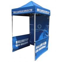1.5x1.5 (5x5) Mini Stall Tent-20